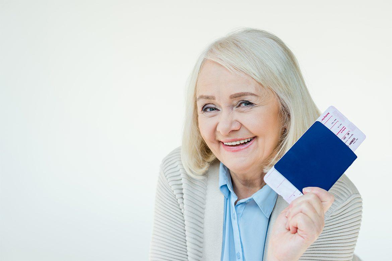 idosos tem direito a desconto em passagens aéreas