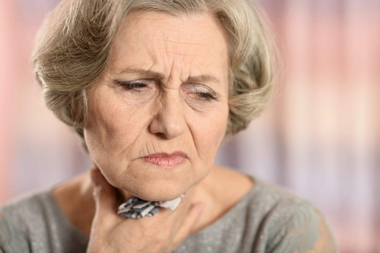 envelhecimento da voz